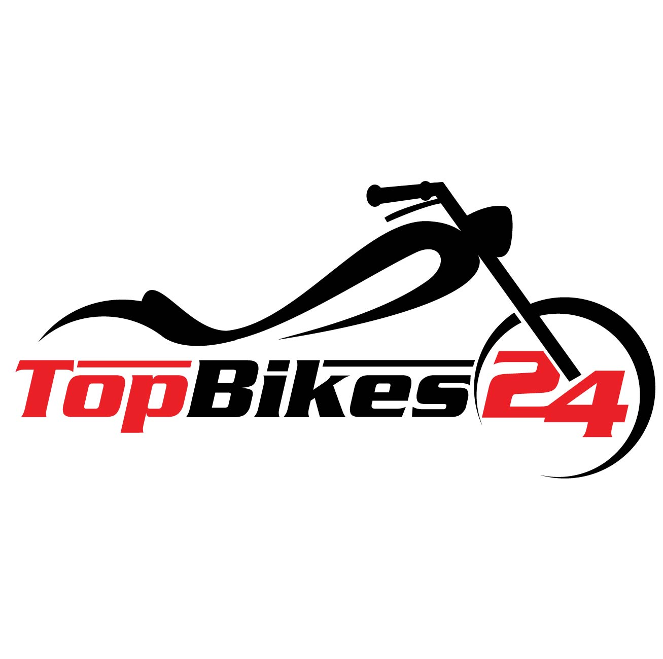 Top Bikes background white